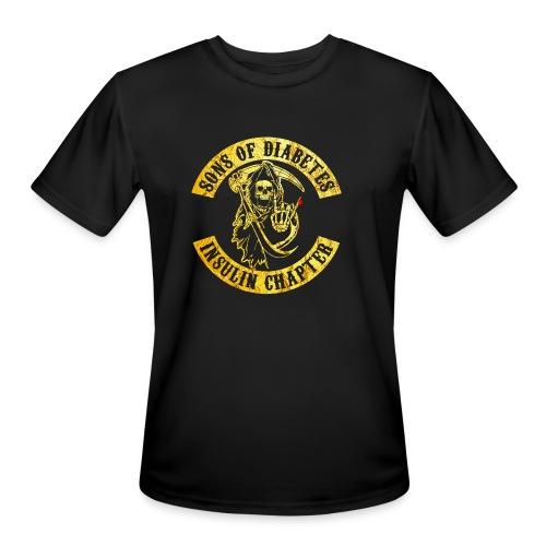 Sons Of Diabetes - Men's Moisture Wicking Performance T-Shirt