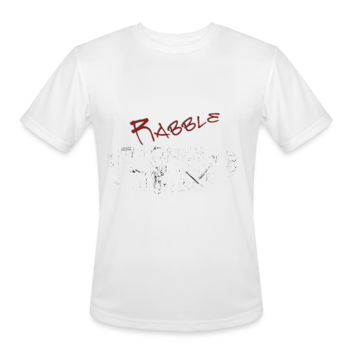 Phoenix Front - Men's Moisture Wicking Performance T-Shirt