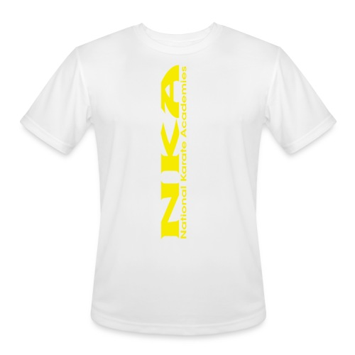 NKA sideways - Men's Moisture Wicking Performance T-Shirt