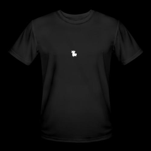 LOOT LLAMA THREE HEADS HYDRA - Men's Moisture Wicking Performance T-Shirt