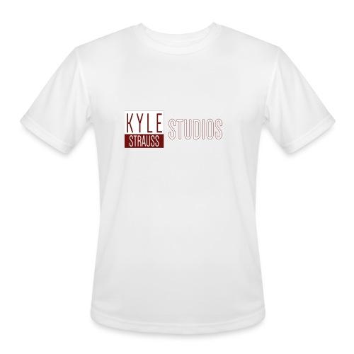 Logo - Men's Moisture Wicking Performance T-Shirt