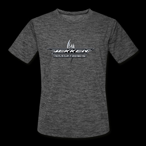 Tekken Maritimes Logo transparent - Men's Moisture Wicking Performance T-Shirt