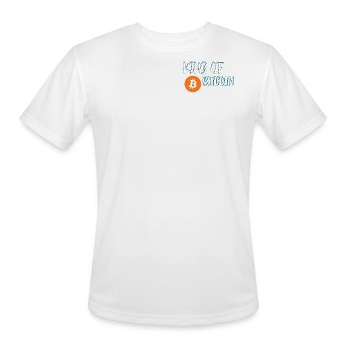 GoldEliteClub Logo1 - Men's Moisture Wicking Performance T-Shirt