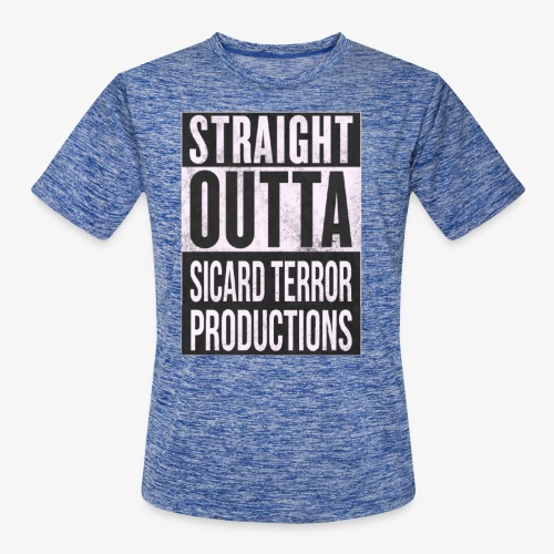 Strait Out Of Sicard Terror Productions - Men's Moisture Wicking Performance T-Shirt
