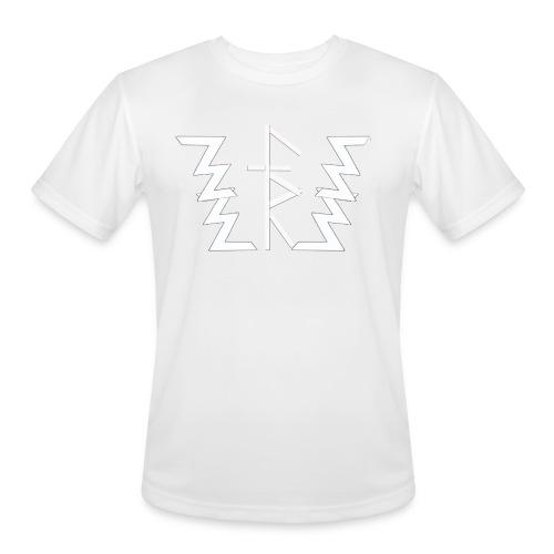 Faith Runnerz Tee Logo - Men's Moisture Wicking Performance T-Shirt