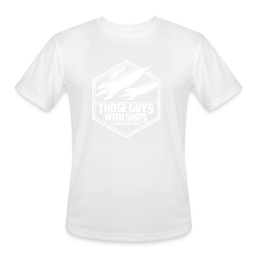 TGWS B&W - Men's Moisture Wicking Performance T-Shirt