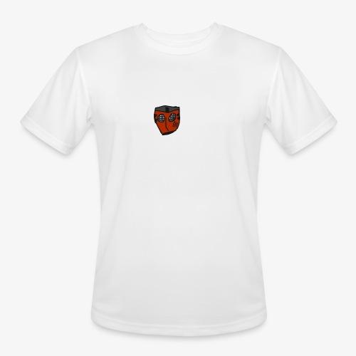 Scratched Mask MK IV - Men's Moisture Wicking Performance T-Shirt