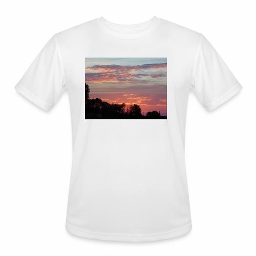 Sunset of Pastels - Men's Moisture Wicking Performance T-Shirt