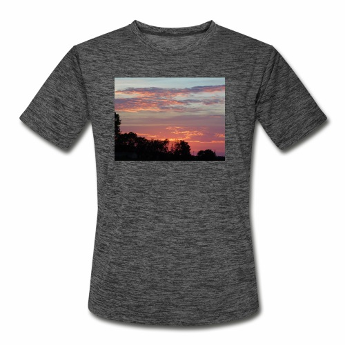 Sunset of Pastels - Men's Moisture Wicking Performance T-Shirt