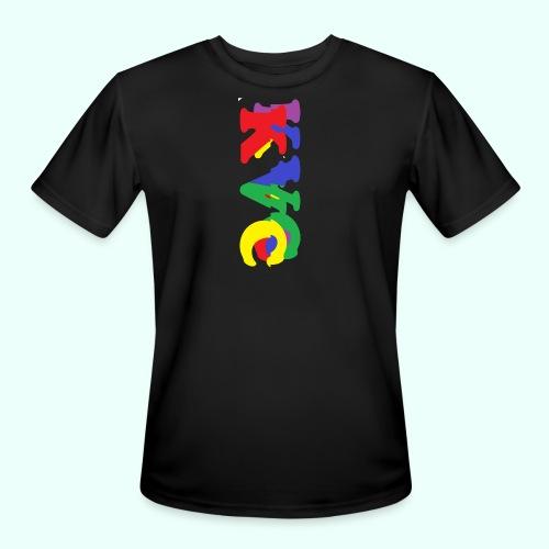 1 - Men's Moisture Wicking Performance T-Shirt