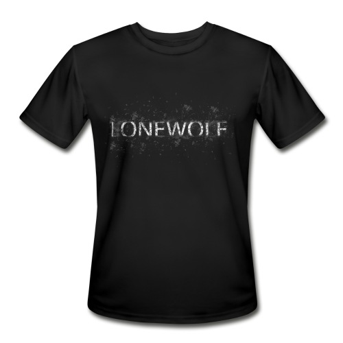 LoneWolf - Men's Moisture Wicking Performance T-Shirt