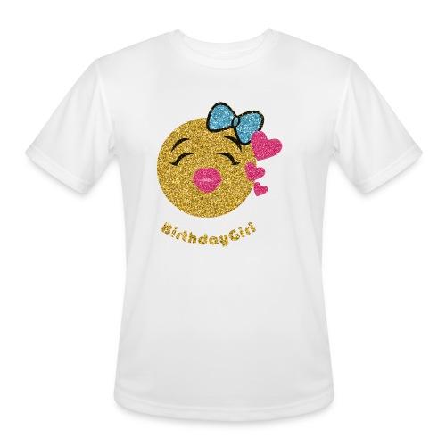 Birthdaygirl - Men's Moisture Wicking Performance T-Shirt