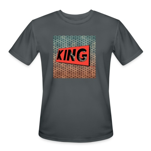 kingcreeper7972 logo - Men's Moisture Wicking Performance T-Shirt