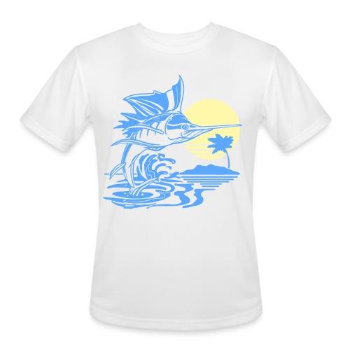 Sailfish - Men's Moisture Wicking Performance T-Shirt