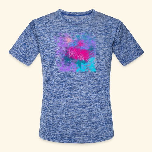 Abstract - Men's Moisture Wicking Performance T-Shirt