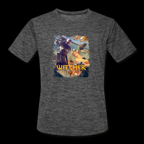 The Witcher 3 - Griffin - Men's Moisture Wicking Performance T-Shirt
