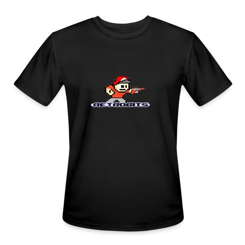 RetroBits Clothing - Men's Moisture Wicking Performance T-Shirt