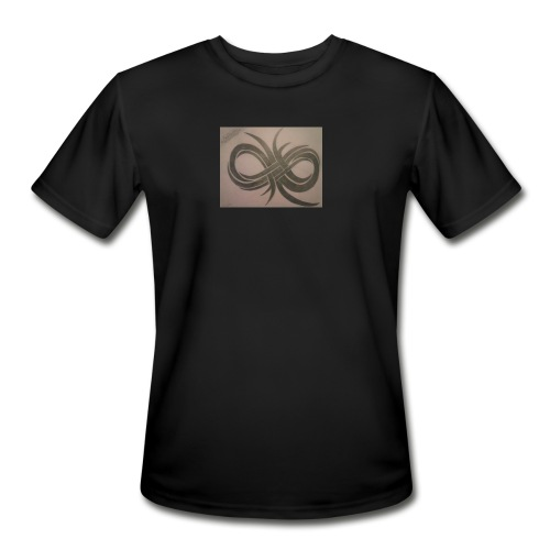 Infinity - Men's Moisture Wicking Performance T-Shirt