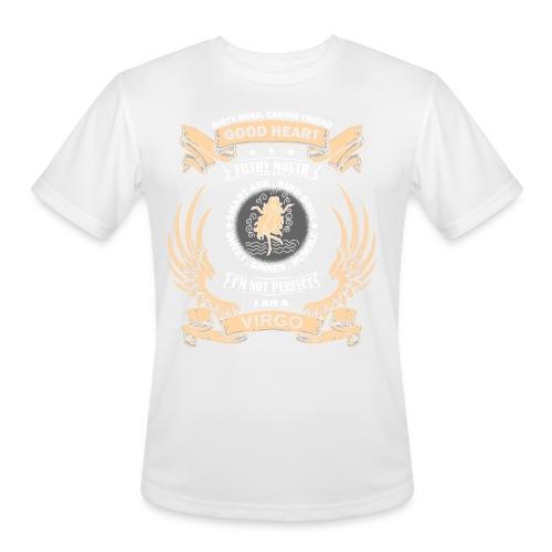 Zodiac Sign - Virgo - Men's Moisture Wicking Performance T-Shirt