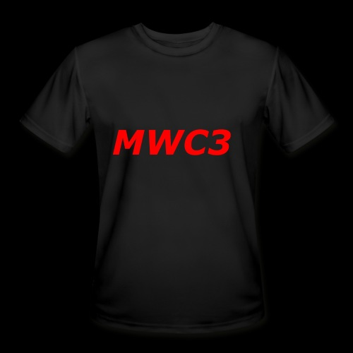 MWC3 T-SHIRT - Men's Moisture Wicking Performance T-Shirt