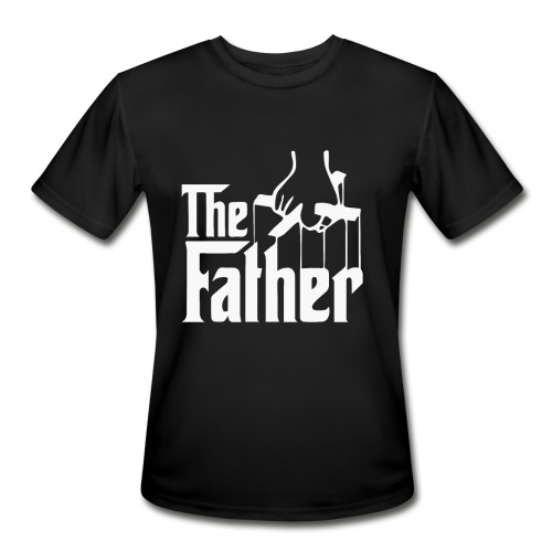 Thefather shirt - Men's Moisture Wicking Performance T-Shirt