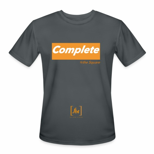Complete the Square [fbt] - Men's Moisture Wicking Performance T-Shirt