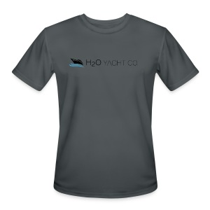 H2O Yacht Co. - Men's Moisture Wicking Performance T-Shirt
