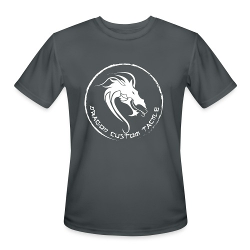 Dragon Custom Tackle Fall Clothing - Men's Moisture Wicking Performance T-Shirt