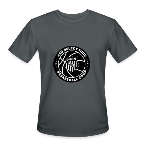 AAU Logo Transparent - Men's Moisture Wicking Performance T-Shirt