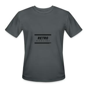 Retro Modules - Men's Moisture Wicking Performance T-Shirt