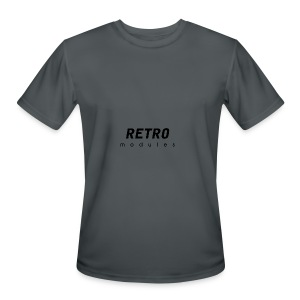 Retro Modules - sans frame - Men's Moisture Wicking Performance T-Shirt