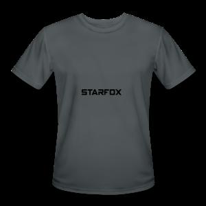 STARFOX Text - Men's Moisture Wicking Performance T-Shirt