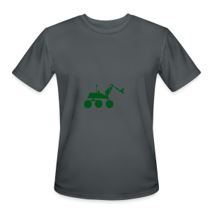 USST Rover Green - Men's Moisture Wicking Performance T-Shirt