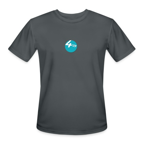 4UP Dot - Men's Moisture Wicking Performance T-Shirt