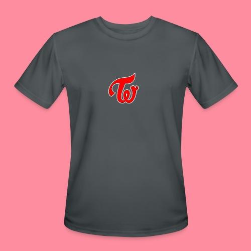TWICE Logo - Men's Moisture Wicking Performance T-Shirt