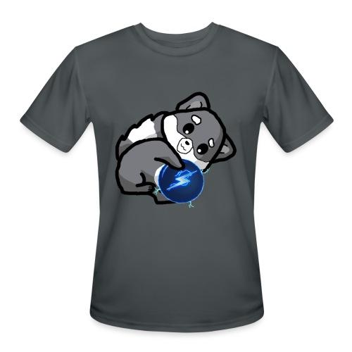 Eluketric's Zapp - Men's Moisture Wicking Performance T-Shirt