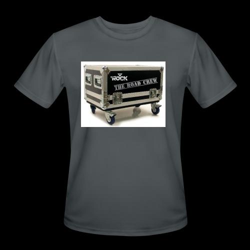 Eye rock road crew Design - Men's Moisture Wicking Performance T-Shirt