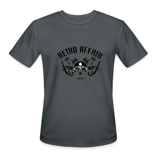 Retro Pipes - Men's Moisture Wicking Performance T-Shirt
