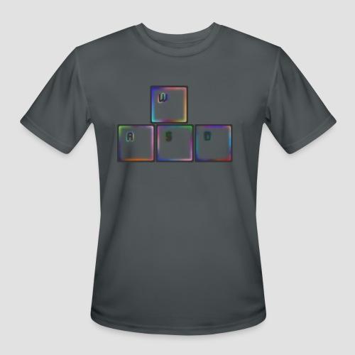 WASD - Men's Moisture Wicking Performance T-Shirt