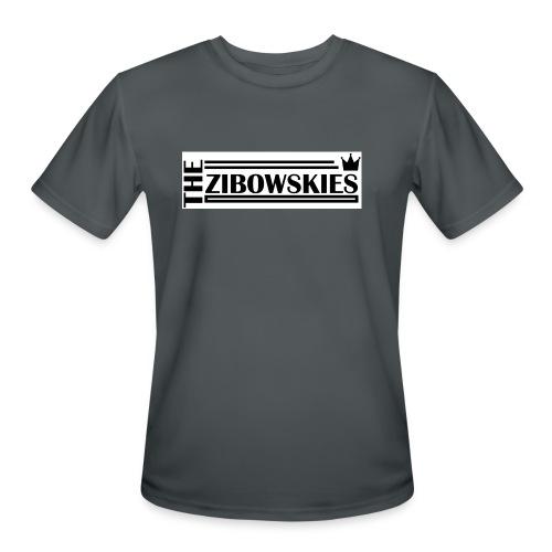 Zibowskies TM - Men's Moisture Wicking Performance T-Shirt