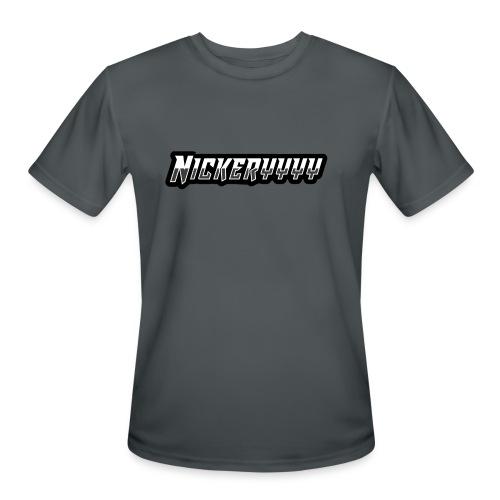 Nickeryyyy Name - Men's Moisture Wicking Performance T-Shirt