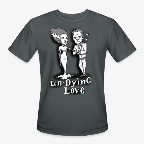 mr and mrs frank final - Men's Moisture Wicking Performance T-Shirt