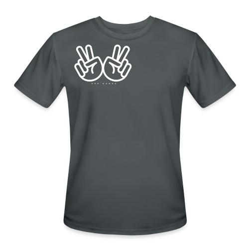 Increase the Peace (Light) - Men's Moisture Wicking Performance T-Shirt