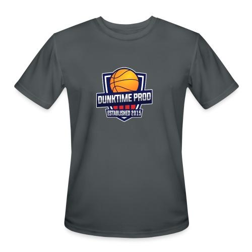 DUNKIME Producions Logo - Men's Moisture Wicking Performance T-Shirt