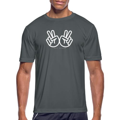 Increase the Peace (Light) - Men's Moisture Wicking Performance T-Shirt