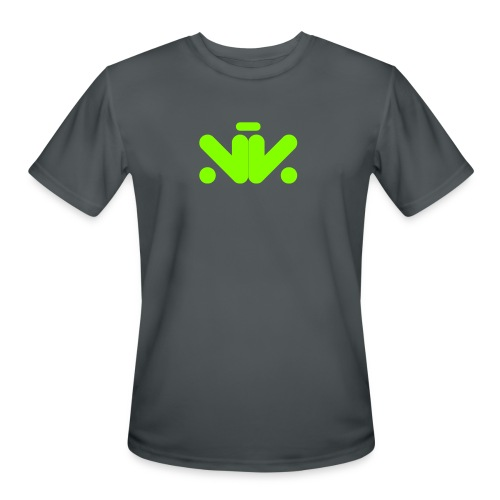 NK Green - Men's Moisture Wicking Performance T-Shirt