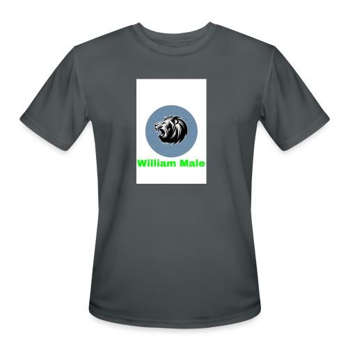 William Male - Men's Moisture Wicking Performance T-Shirt