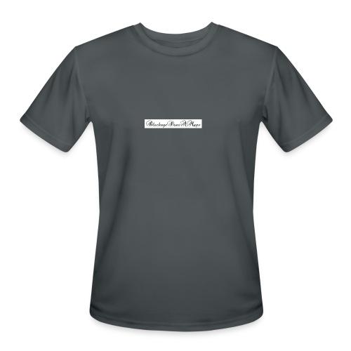 Fancy BlockageDoesAMaps - Men's Moisture Wicking Performance T-Shirt