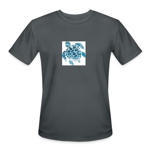 turtle - Men's Moisture Wicking Performance T-Shirt