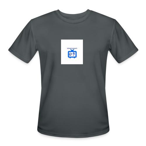 OdogVlogsTv Offical Logo - Men's Moisture Wicking Performance T-Shirt